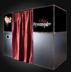 Say Fromage Photo Booth