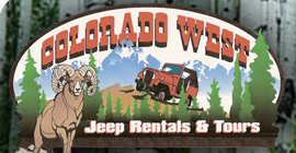 Colorado West Jeep Tours