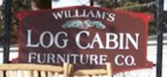 Williams Log Cabin Furniture